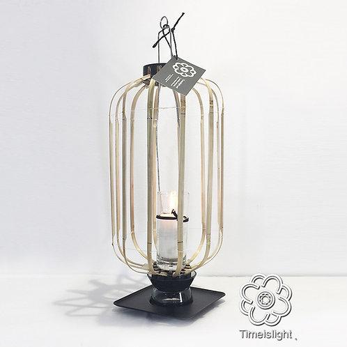 Bougeoir HIRONDELLE LAN - Ø 22 cm x H 47 cm - Timeislight