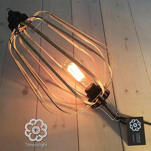 Lampe baladeuse HIRONDELLE LOAN + variateur - Ø 27 cm x H 45 cm - Timeislight
