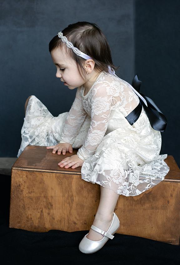 Fine art portraits of children