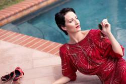 magazine style photoshoots for women