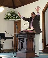 Pastor Tony