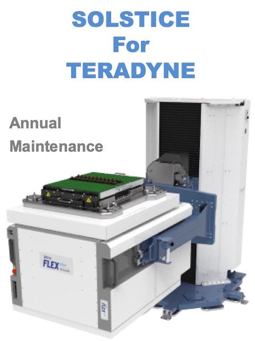 Solstice for Teradyne Annual Maintenance