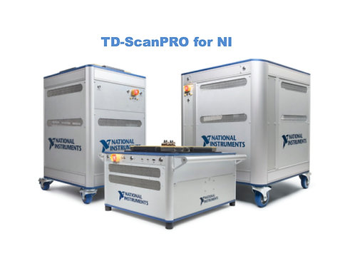 TD-ScanPRO for NI Perpetual License