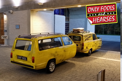 Only fools and Hearses Funeral Hire