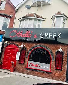 Othellos Greek Restaurant Blackpool Bisp