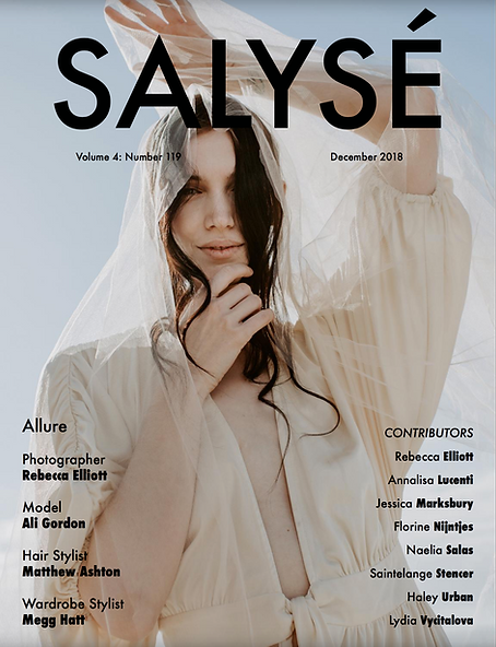 SALYSE Magazine Cover