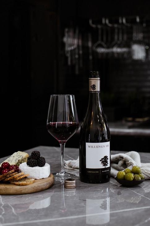 Sydney wine photography