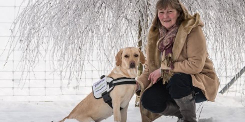 Hunde im Sozialen Einsatz - Manuela van Schewick