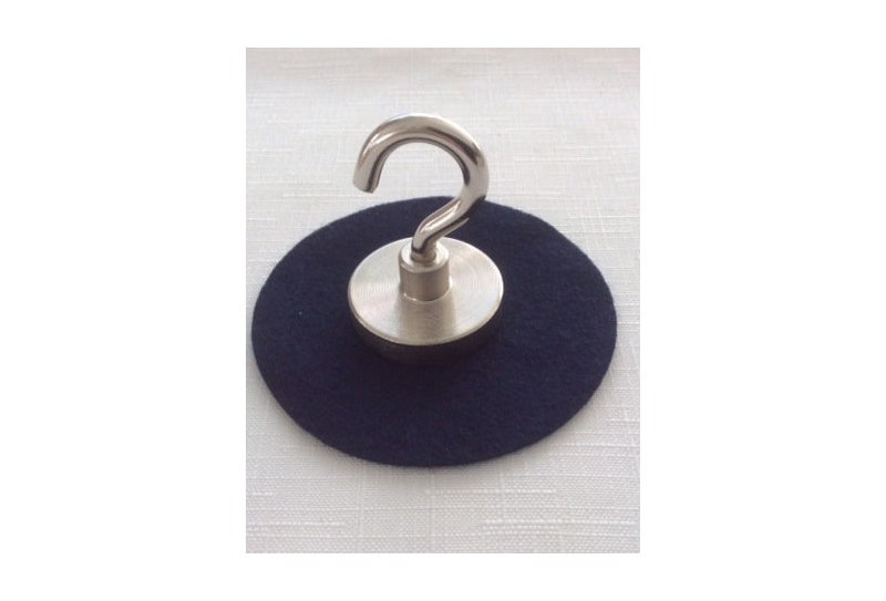 Aluminet Schattennetz - Magnete
