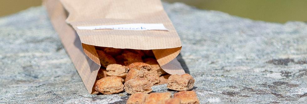 Hausgemachte Dog Biscuits
