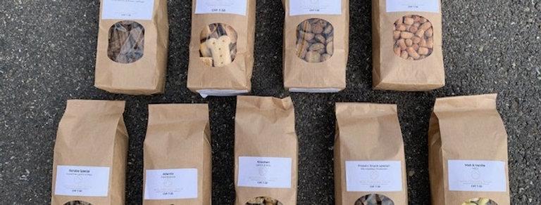 Belohnerli diverse im praktischen 400 gr Beutel