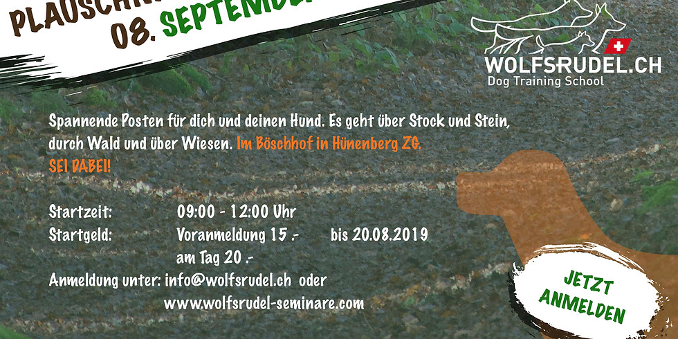 Wolfsrudel-Plausch-Military