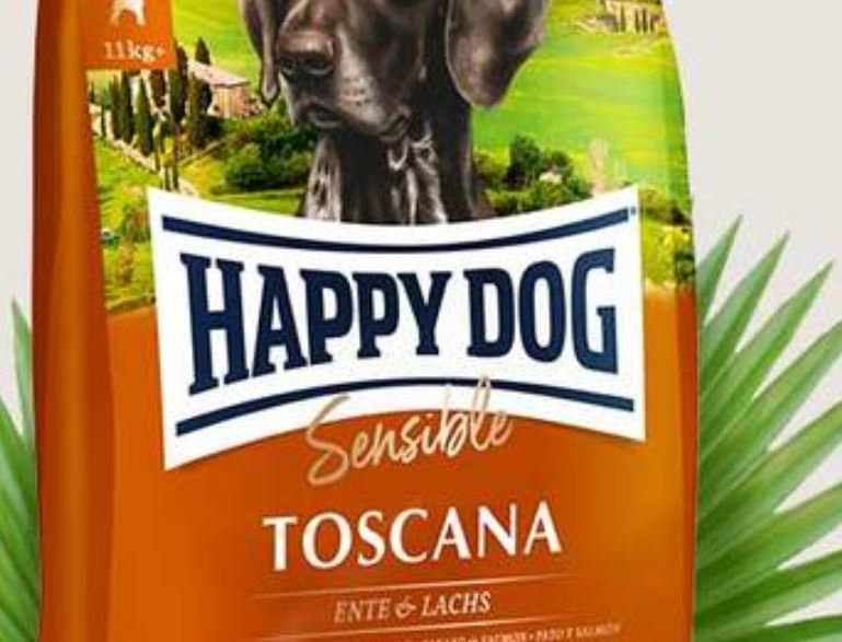 Happy Dog Toscana 12.5kg