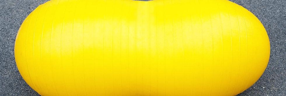 Gymnic Physio Roll gelb