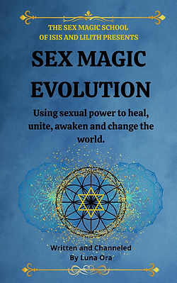 sex magic evolution book luna ora