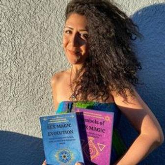 Sex Magic book set- signed by Luna Ora