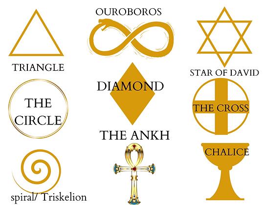 symbols of sex magic luna ora
