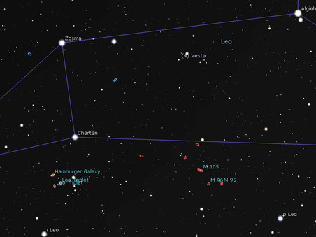 The Sky This Month - April 2021