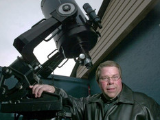 Vankleek Hill Skies helped inspire The Backyard Astronomer as a young man