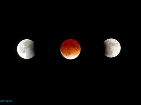 Backyard Astronomy - May 18, 2021