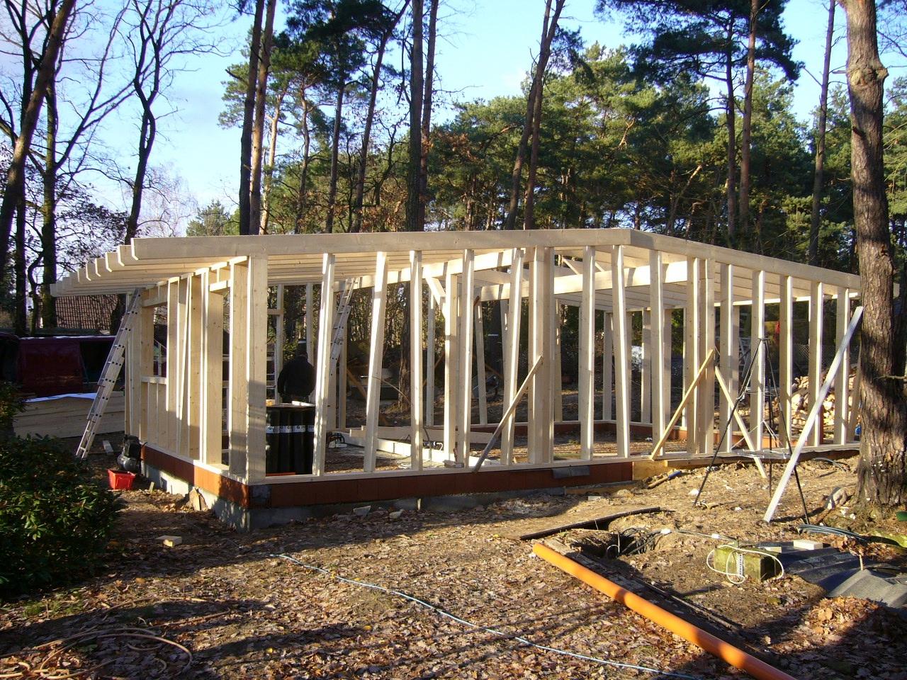 Garage in Holzständerbauweise_003