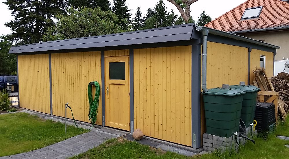 Holzgaragen-103