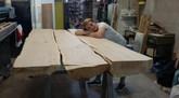 Tavole di legno cedro del libano
