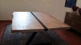 Tavolo in legno su misura