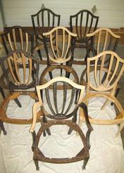 Riparazione telaio sedie