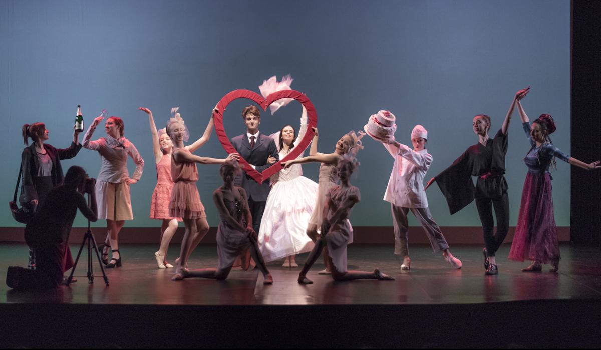 L Insalata Sotto Il Cuscino.Spettacoli Scuola Di Danza E Hip Hop Creare Danza