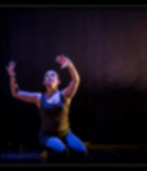 Valentina Nicoli, insegnante didanza moderna e contemporanea per la scuola Creare Danza