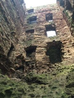 Tantallon Ruins