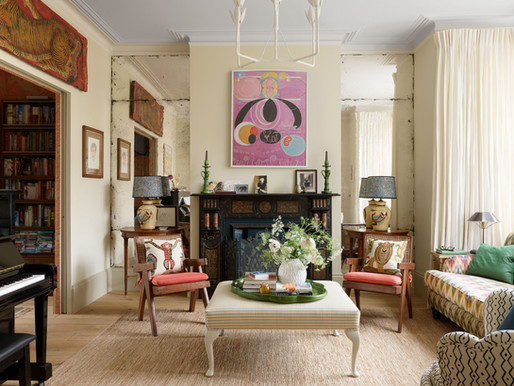 Interior Design Trends: In/Out Edition