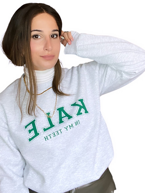 Kale College Sweatshirt