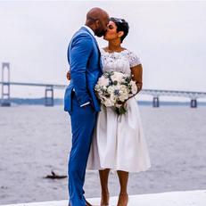 Belle Mer, Newport RI Wedding