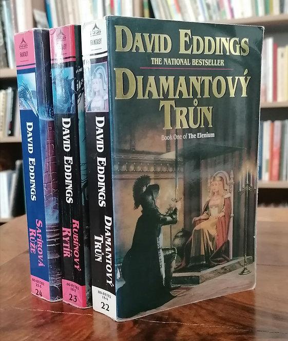 Eddings David, The Elenium 1 - 3