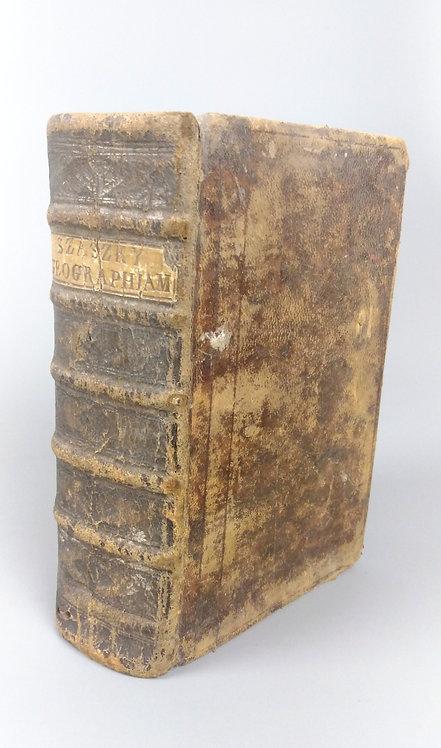 SZASKY-TOMKA, Johannes-BEL, Matthias, Introdvctio In Orbis Hodierni Geographiam
