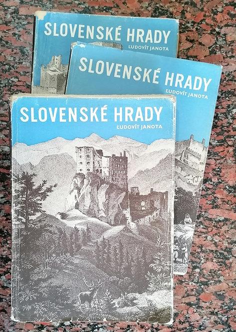 Janota Ľudovít, Slovenské hrady I. - III., 1937