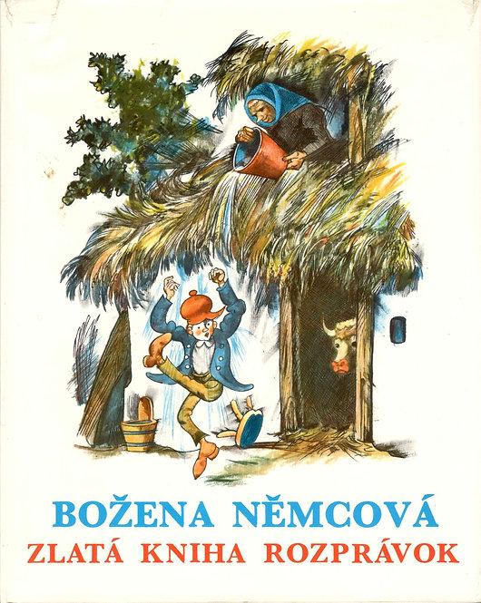 Němcová Božena, Zlatá kniha rozprávok