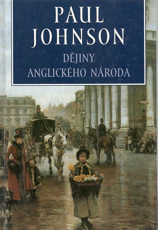 Johnson Paul, Dějiny anglického národa