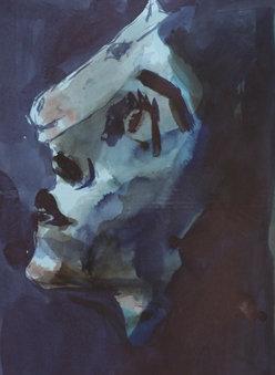 Robinson Jeffers. Grošovaný žrebec