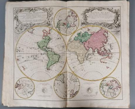 Atlas Compediarius, 1753