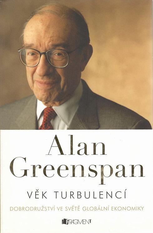 Greenspan Alan, Věk turbulencí. Dobrodružství ve světě globální ekonomiky