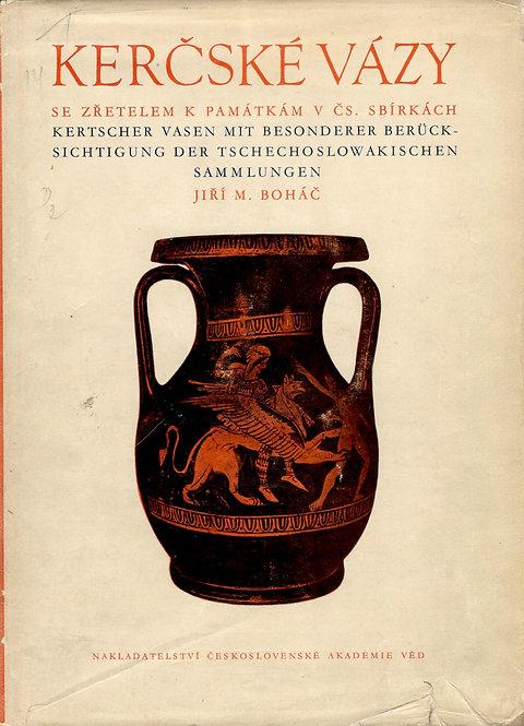 Boháč Jiří M., Kerčské vázy