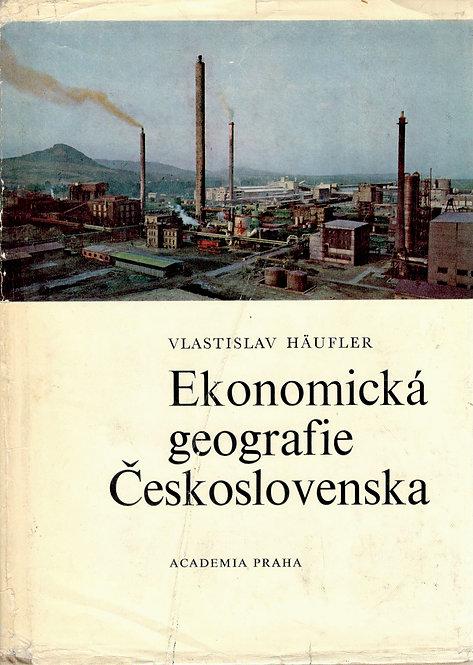 Häusler Vlastislav, Ekonomická Geografie Československa