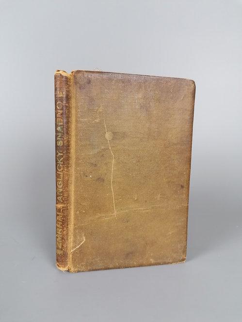 Zmrhal Jaroslav, Anglicky snadno ve třiceti úlohách (Chicago, 1913)