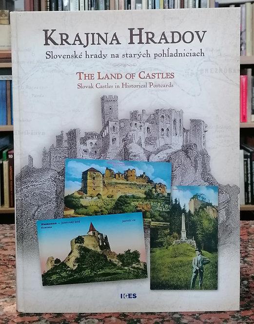 Krajina hradov. Slovenské hrady na starých pohľadniciach