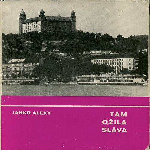 Alexy Janko, Tam ožila sláva