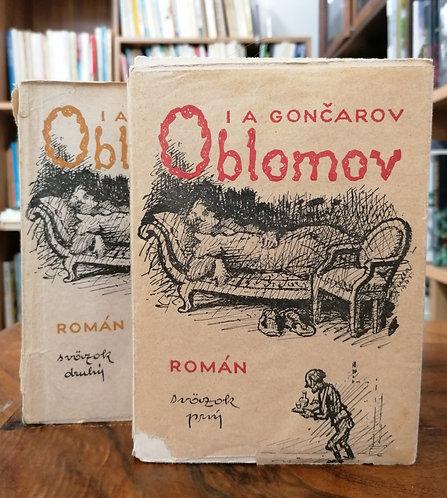Gončarov I. A., Oblomov I. - II.