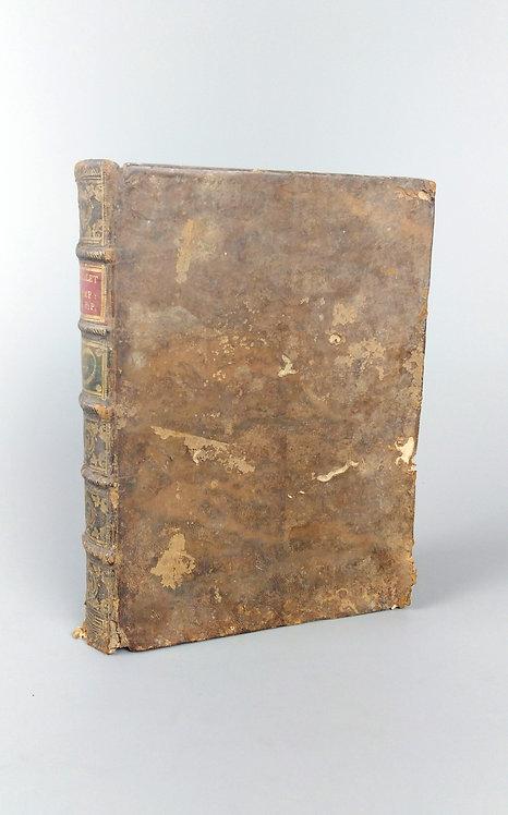 Tricaletio Petro Josepho, Bibliotheca manualis Ecclesiae Patrum